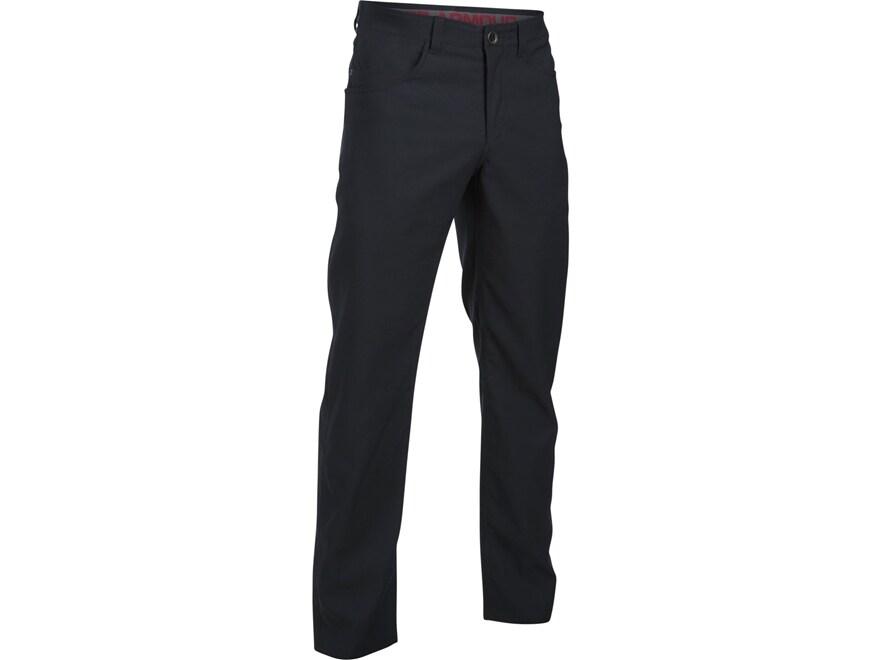 "Under Armour Men's UA Storm Covert STR Pants Nylon Black 32"" Waist 30"" Inseam"