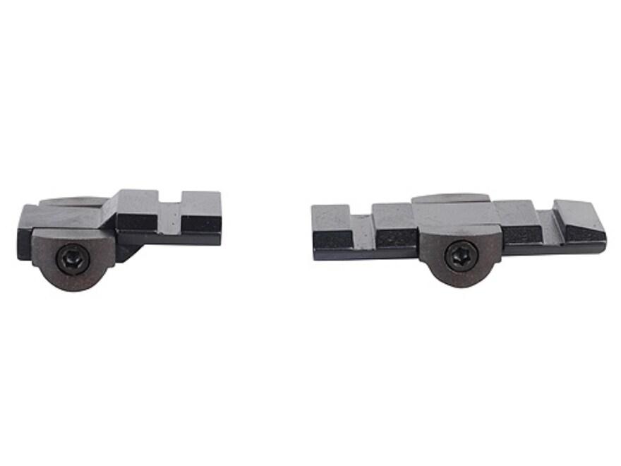 Burris Ruger to Weaver Scope Base Adapter for Laser Rangefinding Scope Ruger 77 Matte