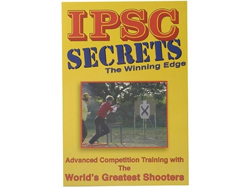 """Gun Video """"IPSC Secrets: The Winning Edge"""" DVD"""