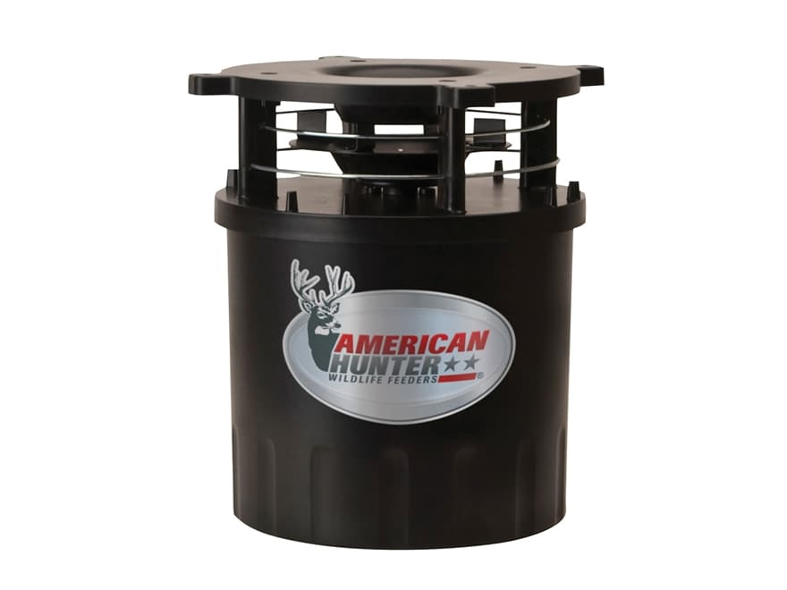 American Hunter R-PRO Game Feeder Kit with Varmint Guard