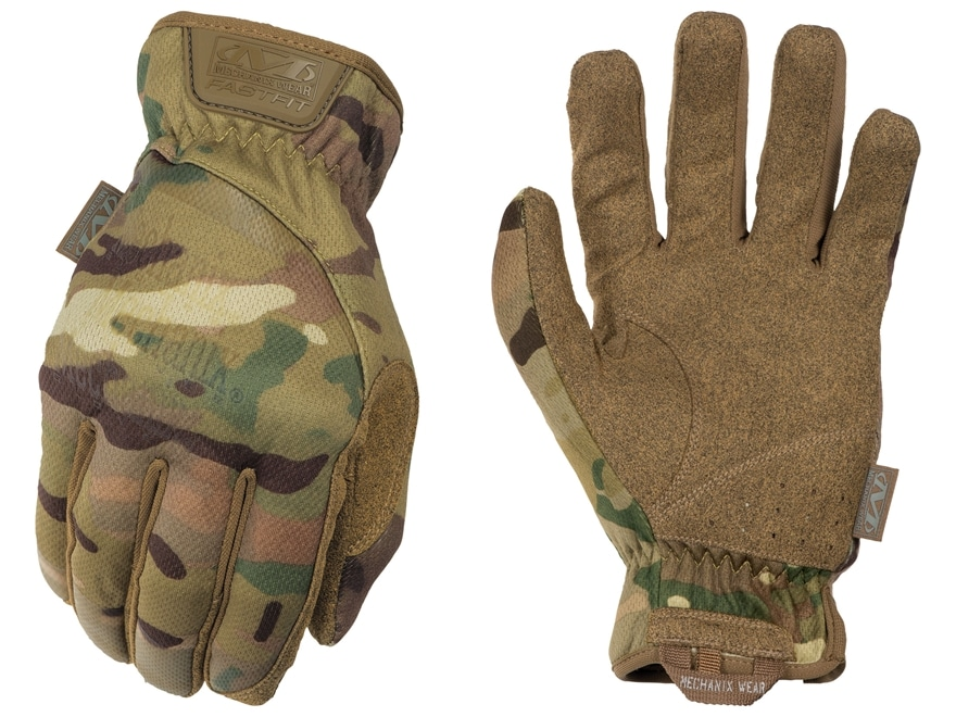 Mechanix Wear FastFit Tactical Gloves Synthetic