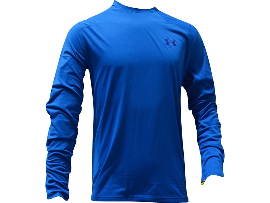 Under Armour Men's UA Sunblock T-Shirt Long Sleeve Polyester