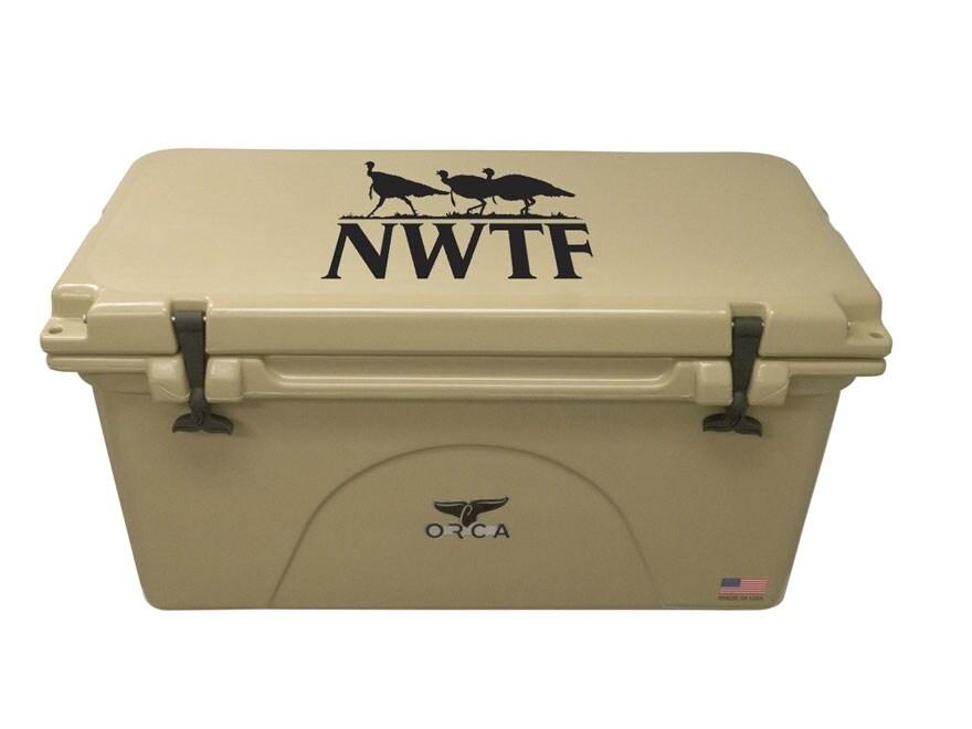 Orca 75 Qt NWTF Cooler Polyethylene