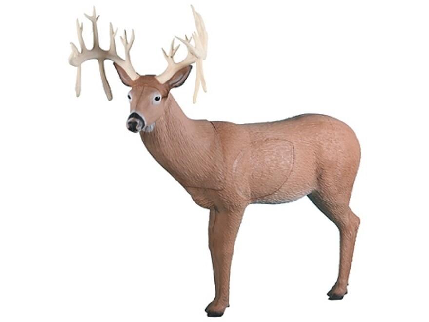 Rinehart 30 Point Buck Deer 3-D Foam Archery Target