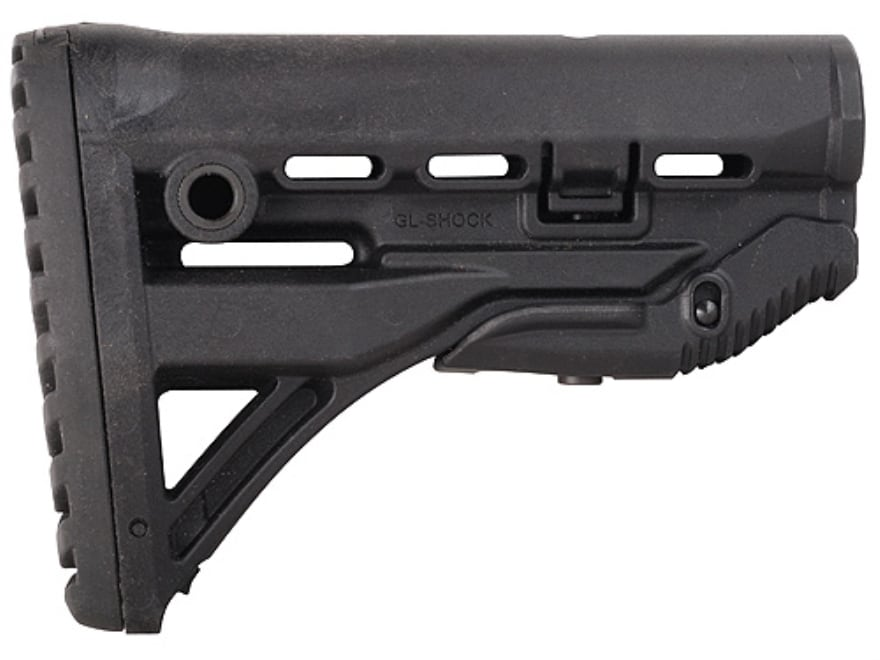 FAB Defense Recoil Reducing Stock Collapsible Mil-Spec or Commercial Diameter AR-15, LR...