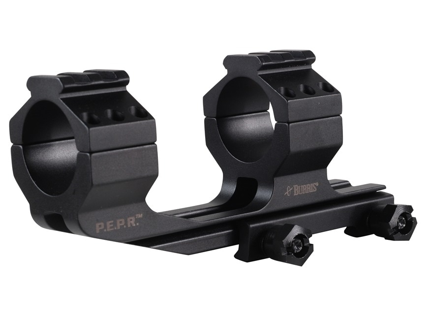 Burris AR-P.E.P.R. 1-Piece Extended Scope Mount Picatinny-Style with Integral Rings Fla...