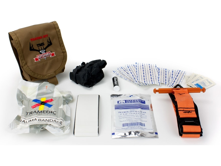 TMS Outdoors Hunter Trauma Kit