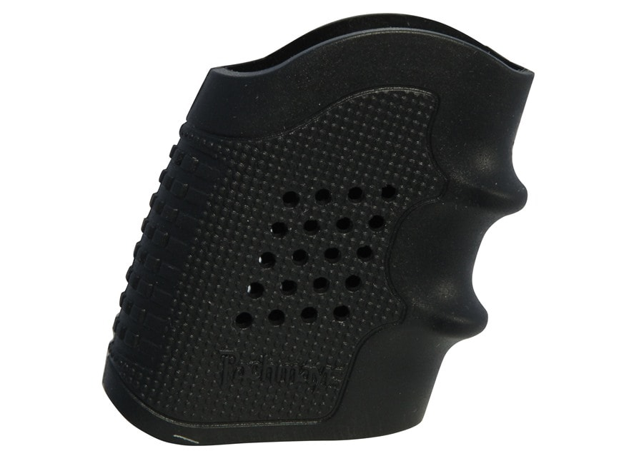 Pachmayr Tactical Grip Glove Slip-On Grip Sleeve Springfield XD, XDM Full Size Rubber B...