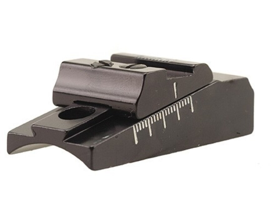 Williams WGOS-One Inch Open Sight Less Blade Aluminum Black