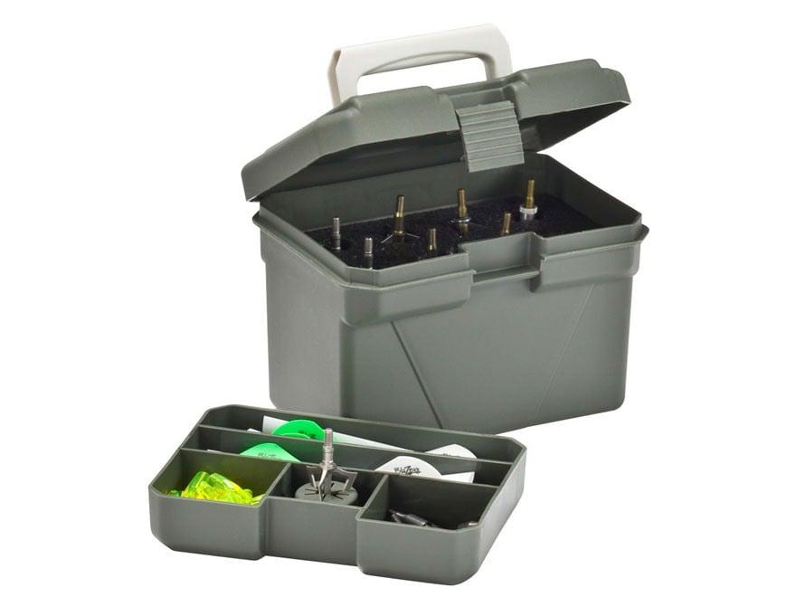 Plano Broadhead Box Polymer OD Green