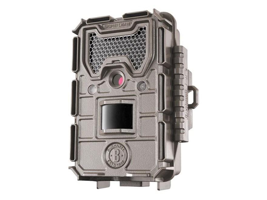 Bushnell Trophy Cam Essential E3 HD Low Glow Game Camera 16 Megapixel Tan