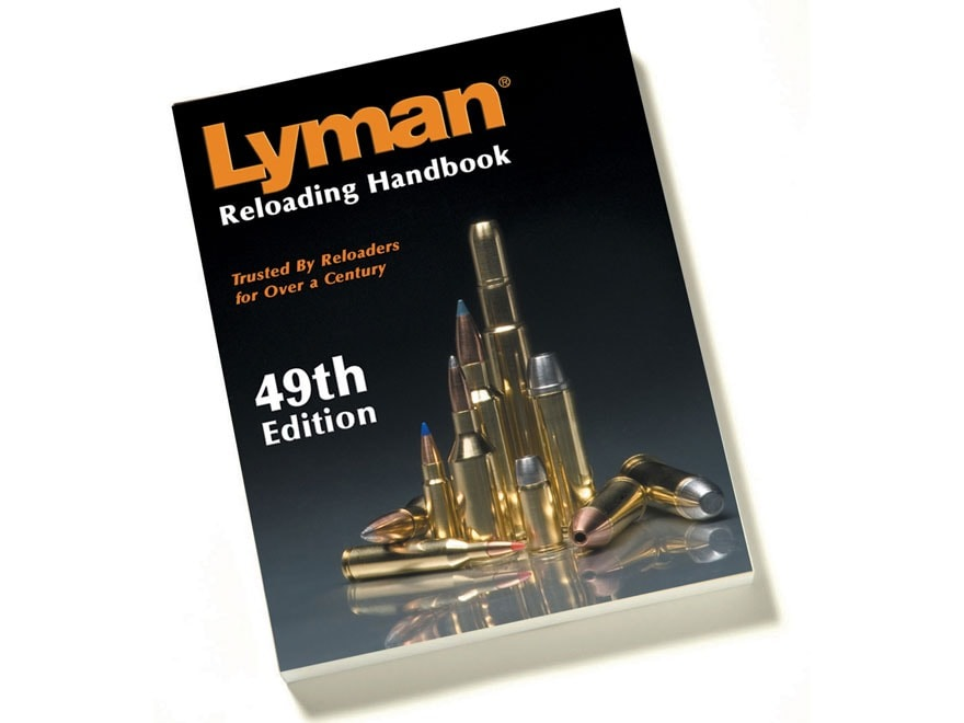 .357 Magnum Handgun (Lyman Reloading Manual 49th Edition)