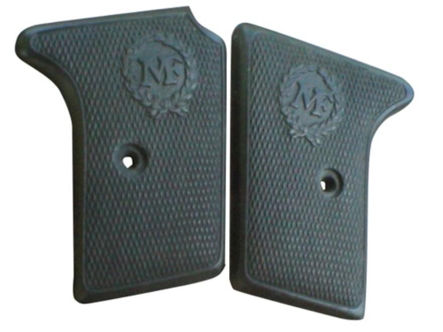 Vintage Gun Grips Le Francaise Pocket 25 ACP Polymer Black