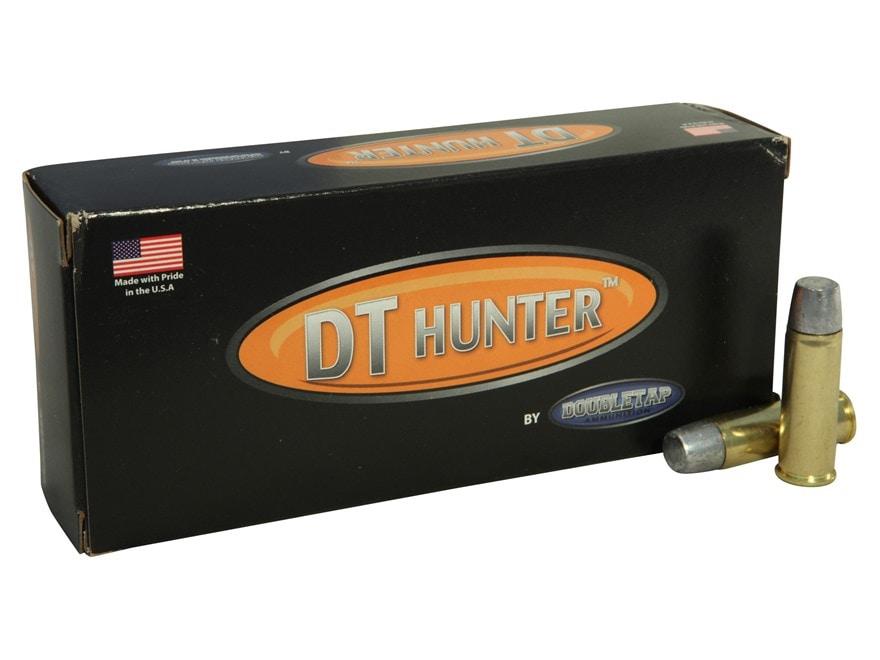 DoubleTap Ammunition 454 Casull 360 Grain Hard Cast Lead Wide Flat Nose Gas Check Box o...