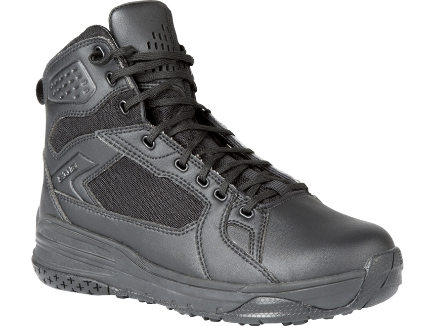 5.11 Halcyon Patrol Tactical Boots Polishable Synthetic Leather Men's