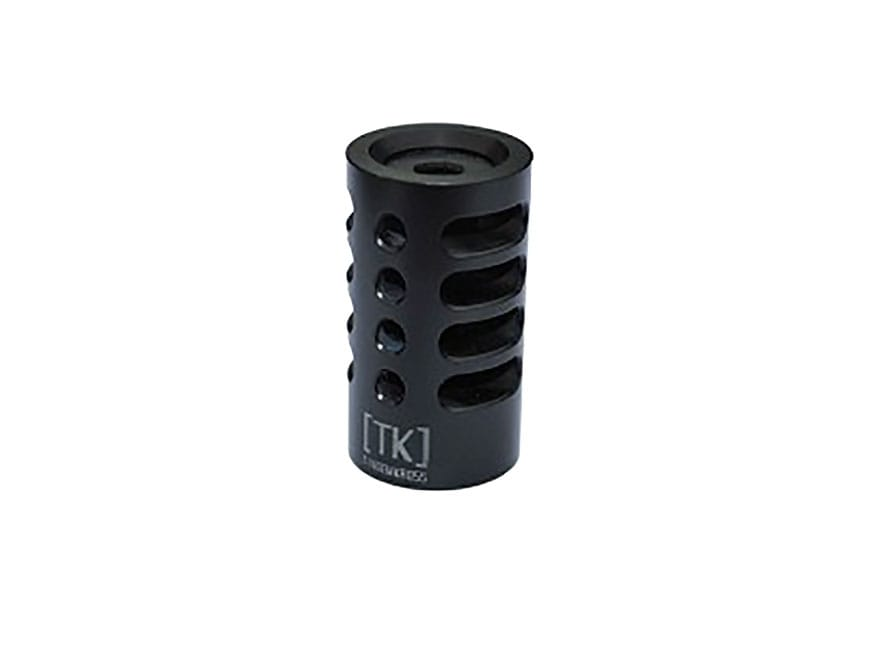 "TandemKross Game Changer Compensator 22 Long Rifle 1"" Outside Diameter 1/2""-28 Thread A..."