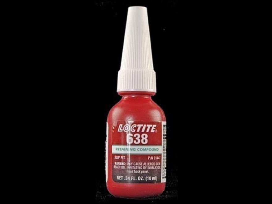 Loctite 638 Retaining Compound 10 ml