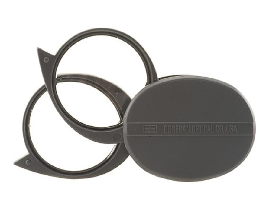 Donegan Optical Magni-Pak Double Folding Pocket Magnifying Glass 3X, 4X or 7X