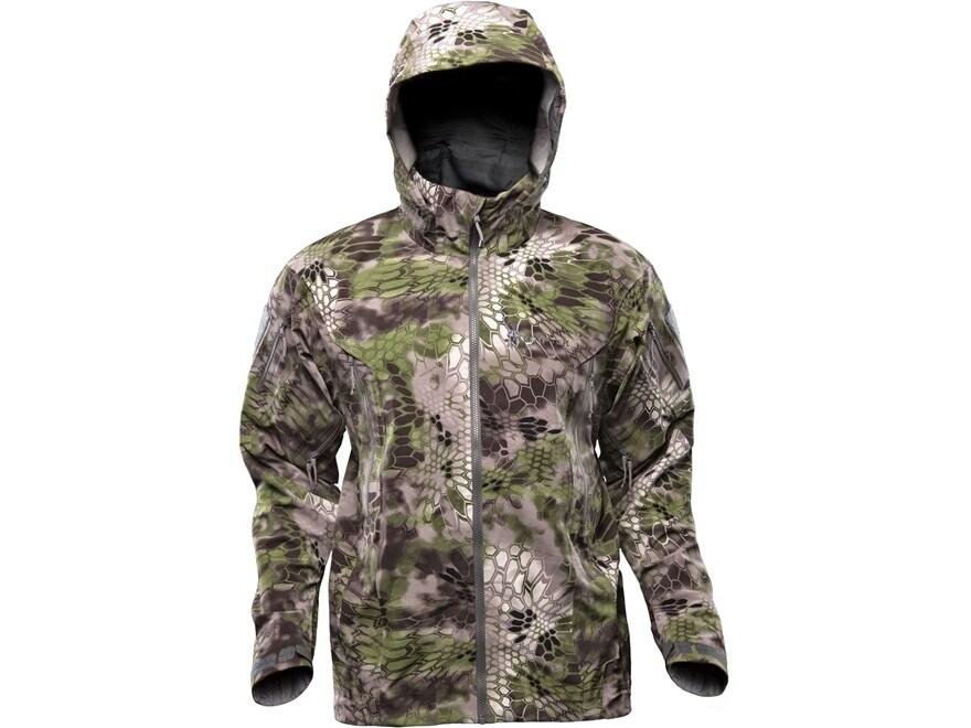 Kryptek Altitude Men's Takur Waterproof Insulated Windproof Jacket Synthetic Blend