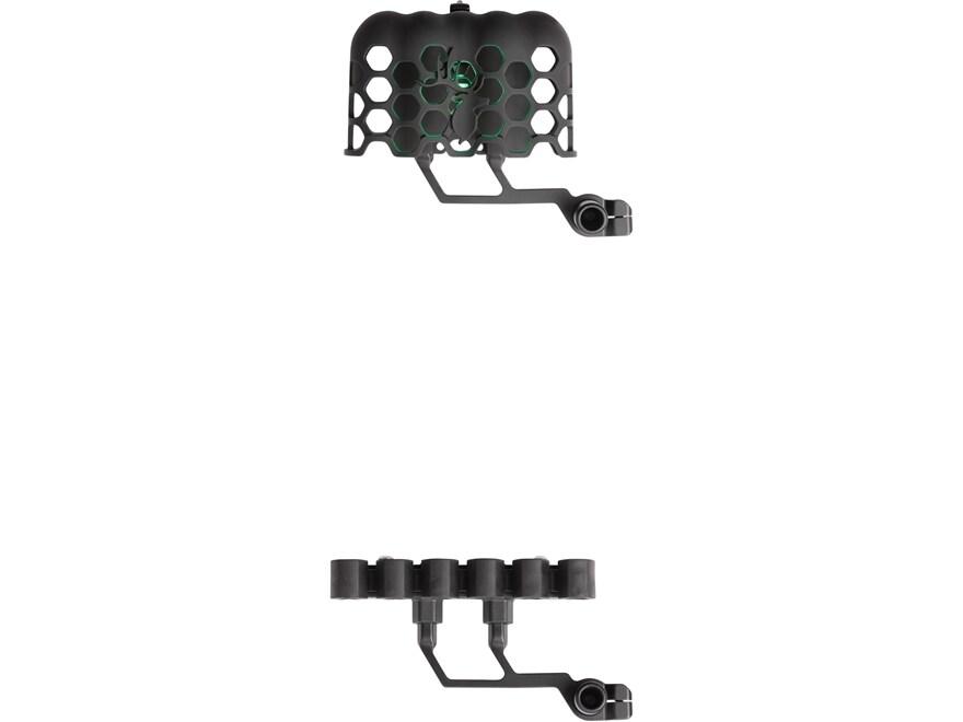 Trophy Ridge Light Lock 2-Piece 5-Arrow Quiver Black