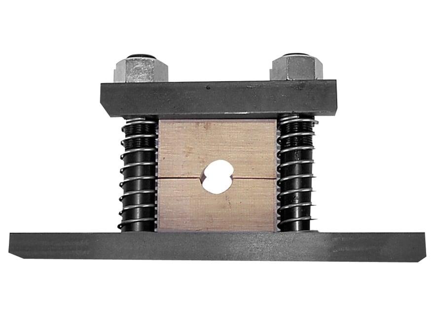 Wheeler Engineering Barrel Vise with 3 Wood Bushings