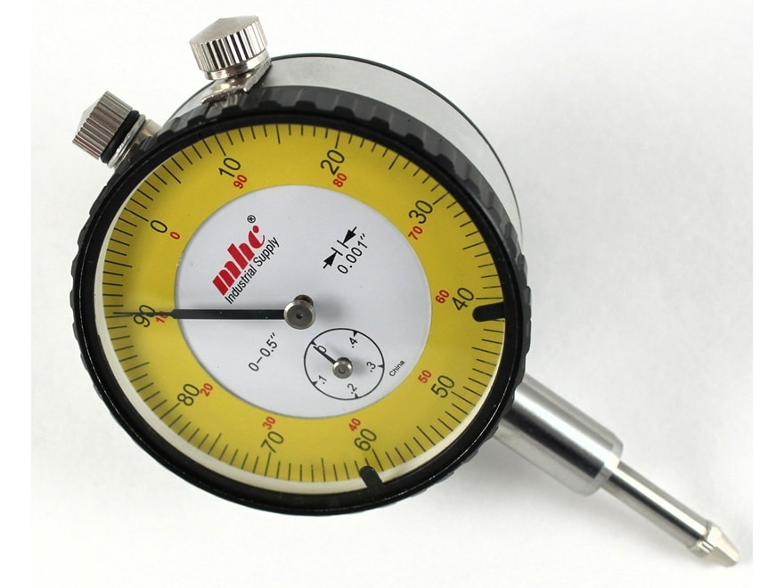 """K&M Dial Indicator 0.001"""" for Standard Force Pack"""