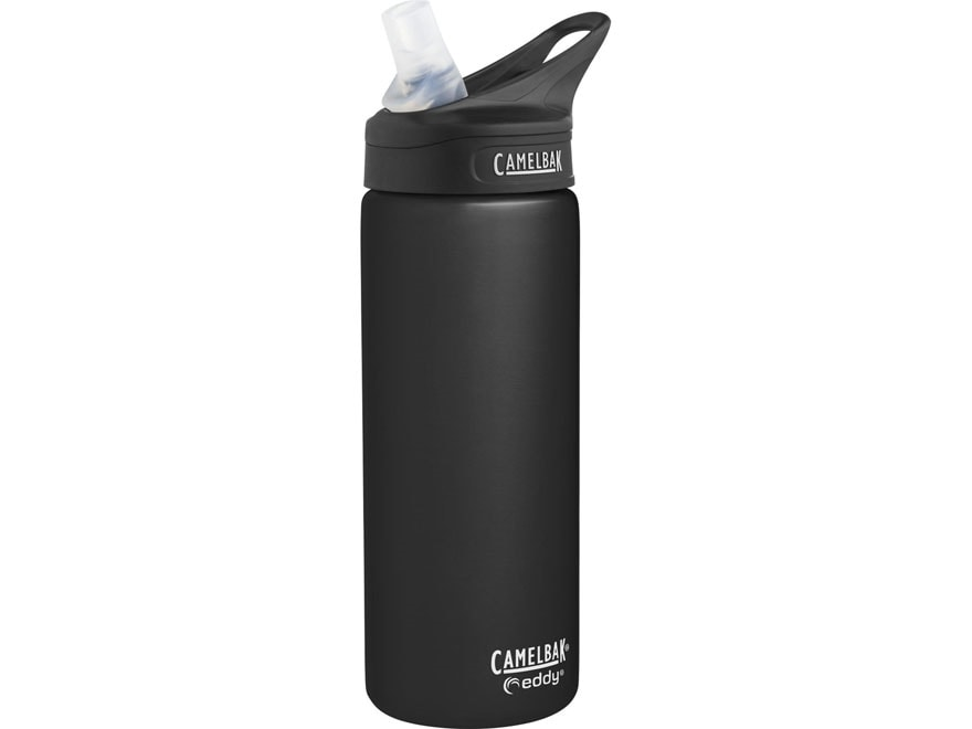 CamelBak Eddy HOD Vacuum Insulated Bottle 20 oz Stainless Steel Raven 20 oz