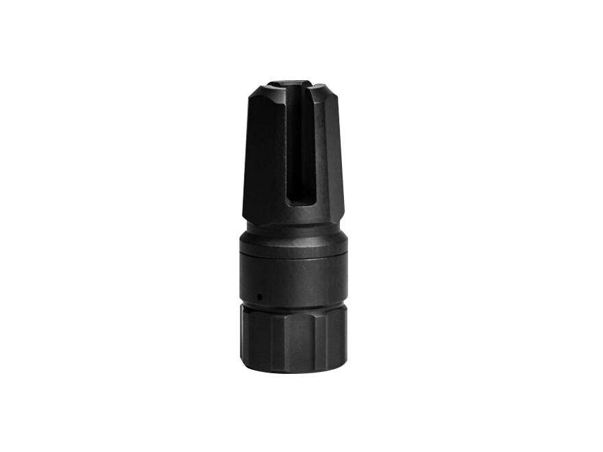 Advanced Armament Co (AAC) Blackout Flash Hider Fast-Attach 9mm MP5-style 3-Lug Steel M...