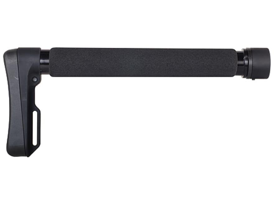 ACE Modular Ultra Lite Buttstock for Modular Receiver Blocks Aluminum Matte