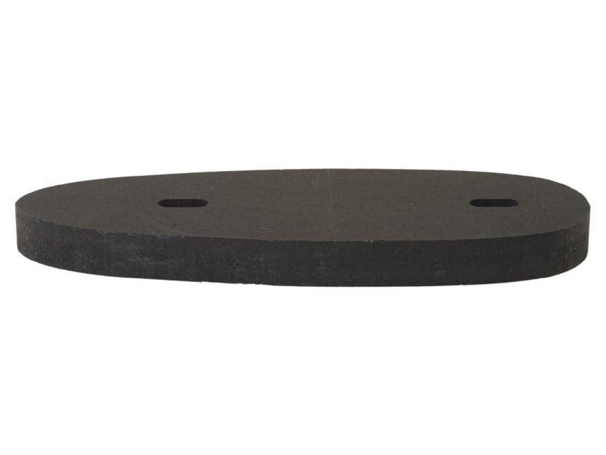100 Straight Stock Spacer Polymer Black