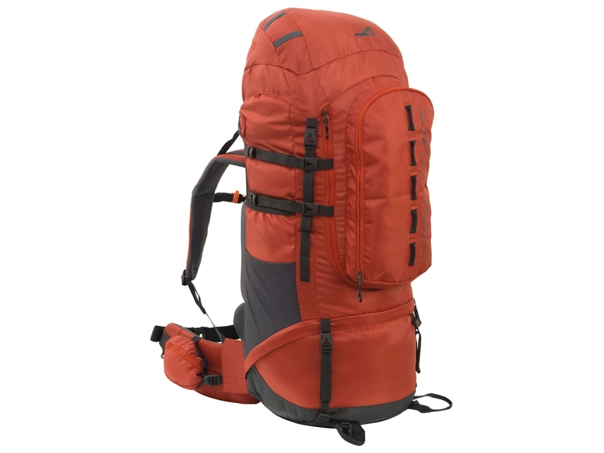 ALPS Mountaineering Cascade 90 Backpack Polyester Chili