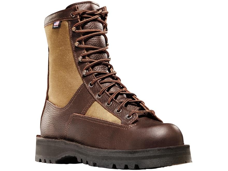 "Danner Sierra 8"" Waterproof GORE-TEX 200 Gram Insulated Hunting Boots Leather/Cordura M..."