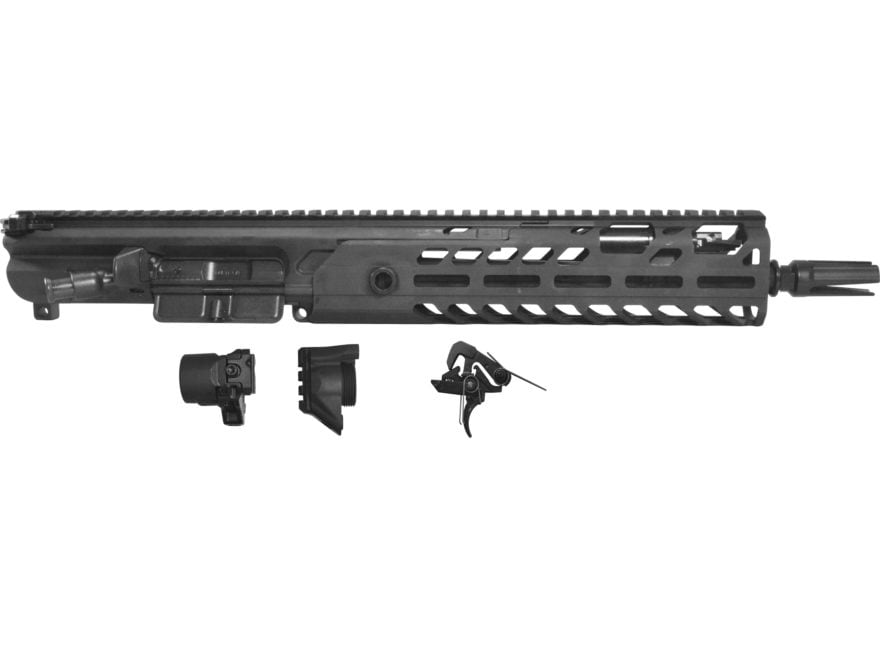 """Sig Sauer MCX Conversion AR-15 Pistol Upper Receiver Assembly 5.56x45mm NATO 11.5"""" with..."""