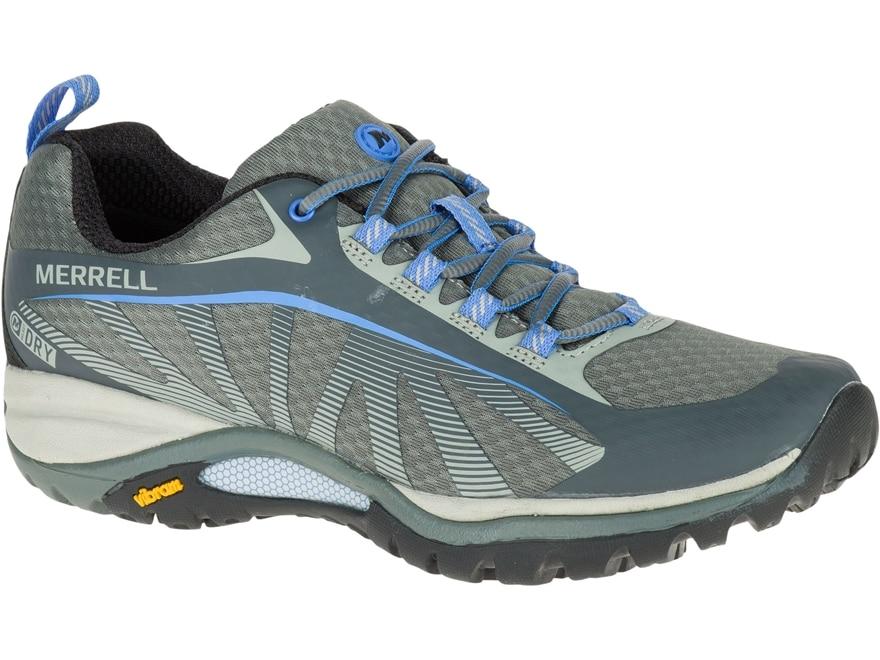 "Merrell Siren Edge 4"" Waterproof Hiking Shoes Leather/Nylon Women's"