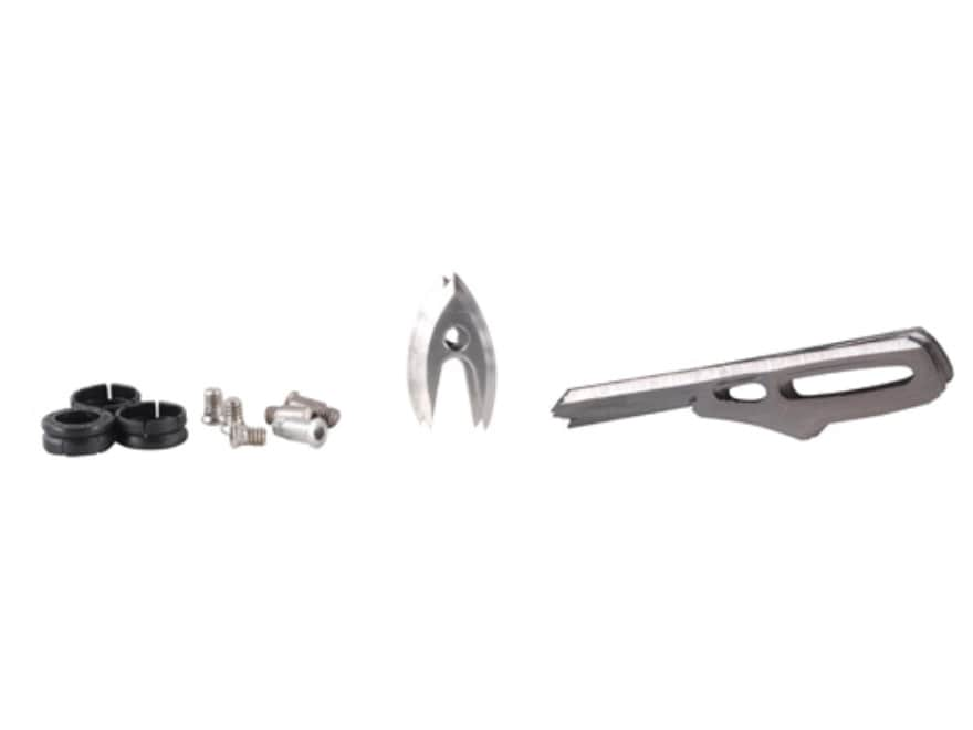 Rage X-Treme Replacement Blades Stainless Steel Pack of 3