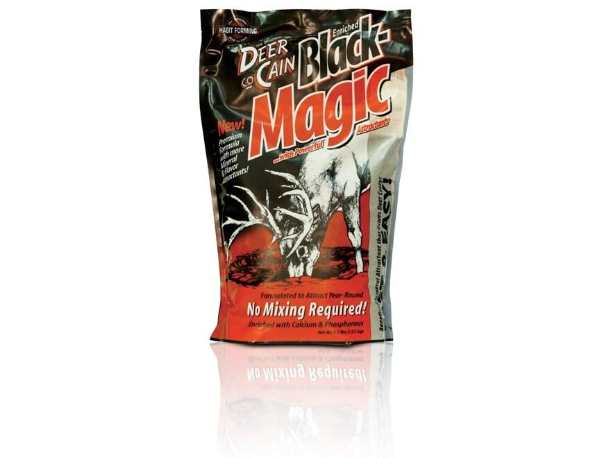 Evolved Habitats Deer co-Cain Black Magic Deer Supplement Powder 4.5 lb Bag
