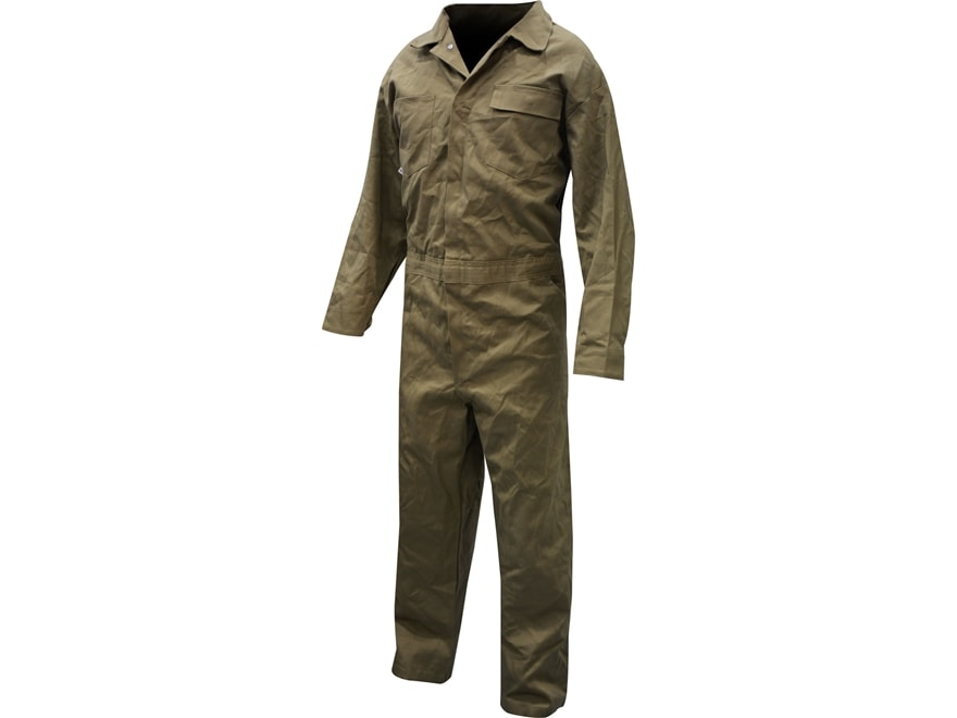 Military Surplus Flame Resistant Coveralls