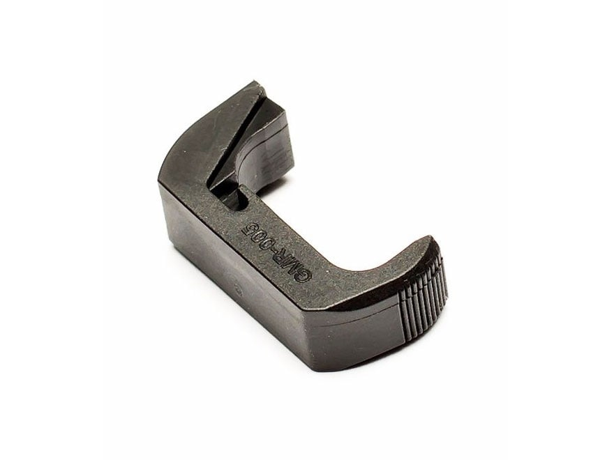 Vickers Tactical Extended Magazine Release Glock 42 Polymer Black