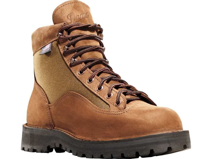 "Danner Light II 6"" Waterproof GORE-TEX Hiking Boots Leather Women's"