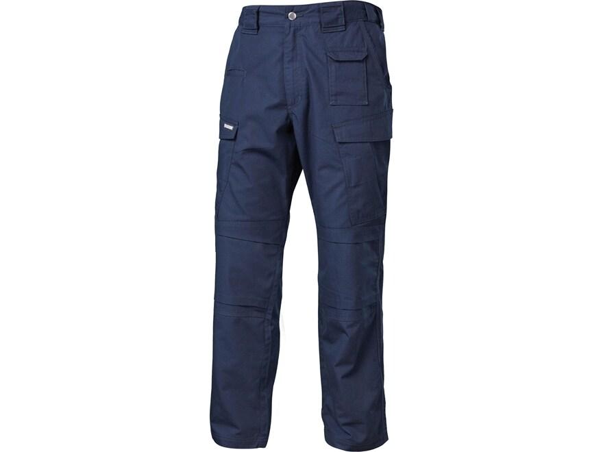 """BLACKHAWK! Men's Pursuit Tactical Pants Poly/Cotton Ripstop Navy 30"""" Waist 30"""" Inseam"""
