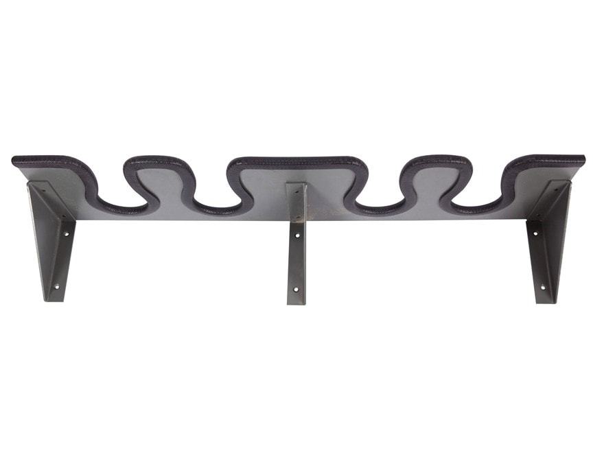 Banded Boot Hanger Steel Gray