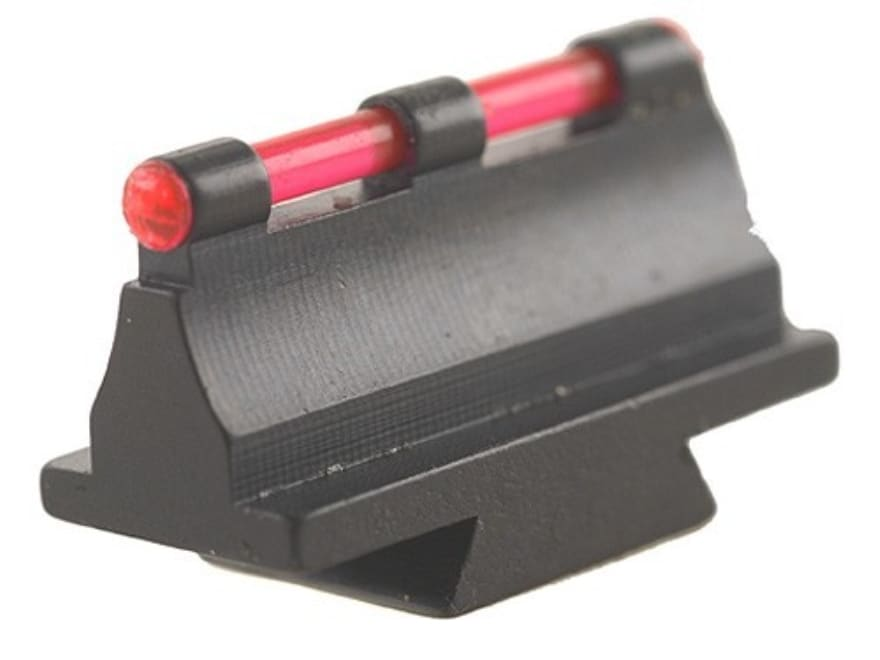 Williams Fire Sight Rifle Bead Fiber Optic Red