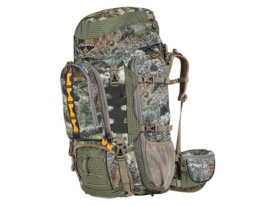 Tenzing TZ6000 Backcountry Backpack Polyester Mossy Oak Mountain Country Camo