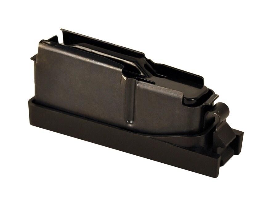 Remington Magazine Model 783 Short Action 4 Round Steel Polymer Black