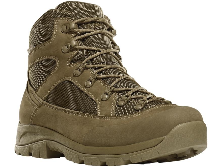 """Danner Gavre 6"""" Waterproof GORE-TEX Tactical Boots Leather/Nylon Men's"""