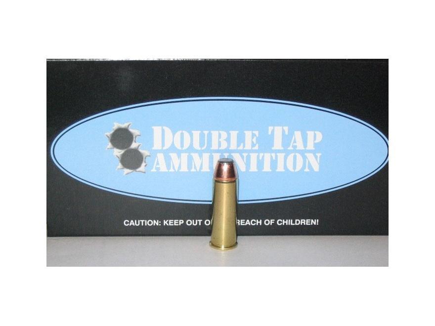 DoubleTap Ammunition 44 Remington Magnum 240 Grain Bonded Hunter Jacketed Soft Point Bo...