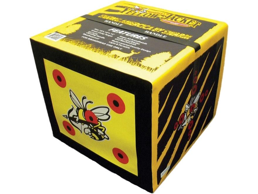 Morrell Yellow Jacket Crossbow Foam Broadhead Archery Target