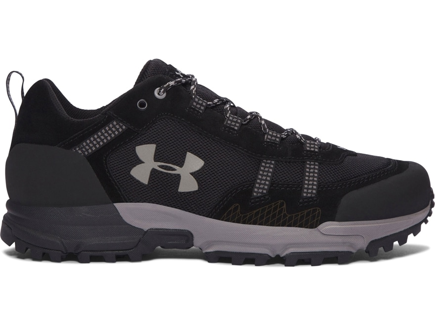 """Under Armour UA Defiance Low 4"""" Hiking Shoes Synthetic Men's"""
