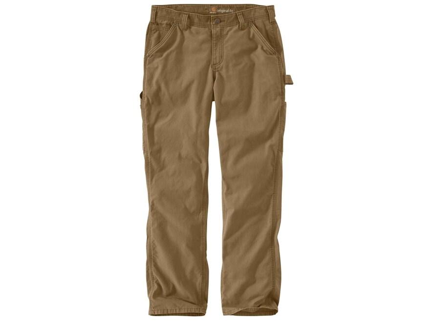 Carhartt Women's Original Fit Crawford Pants Cotton