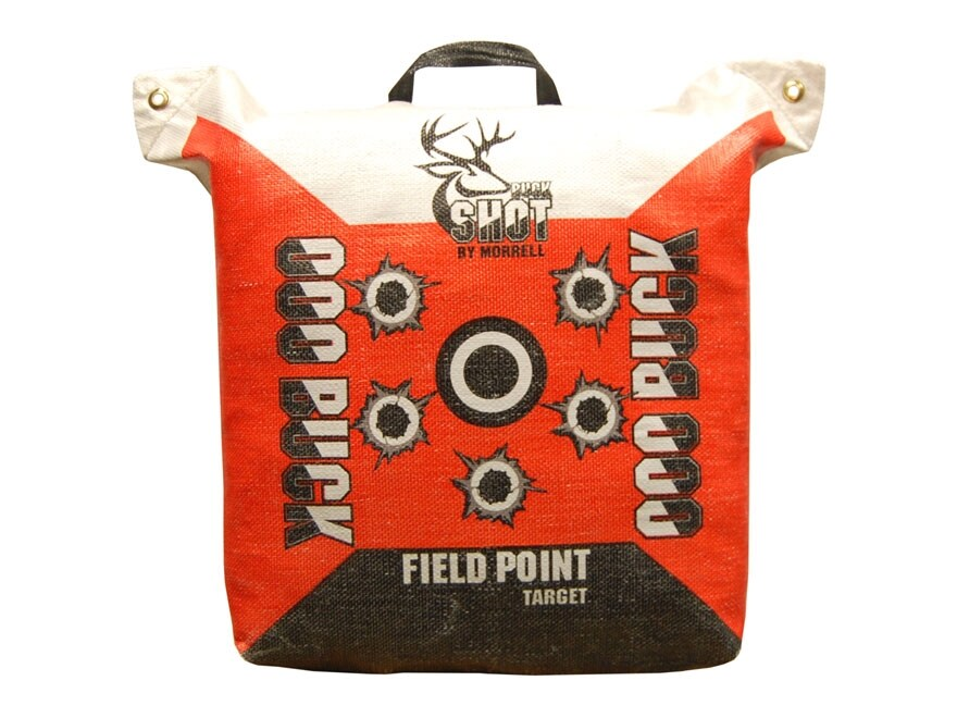 Morrell Buckshot 000 Buck Field Point Bag Archery Target